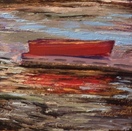 the red boat 10x10